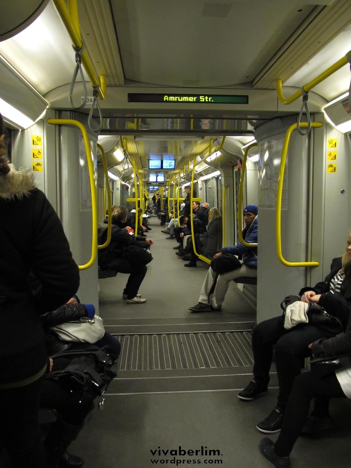 Berlim - Metro