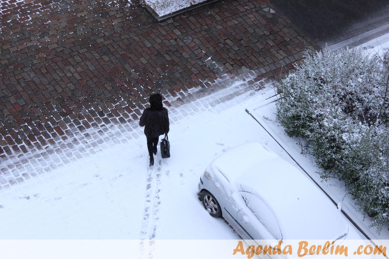Berlim na neve