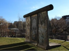 Há exatos 55 anos era construído o muro de Berlim