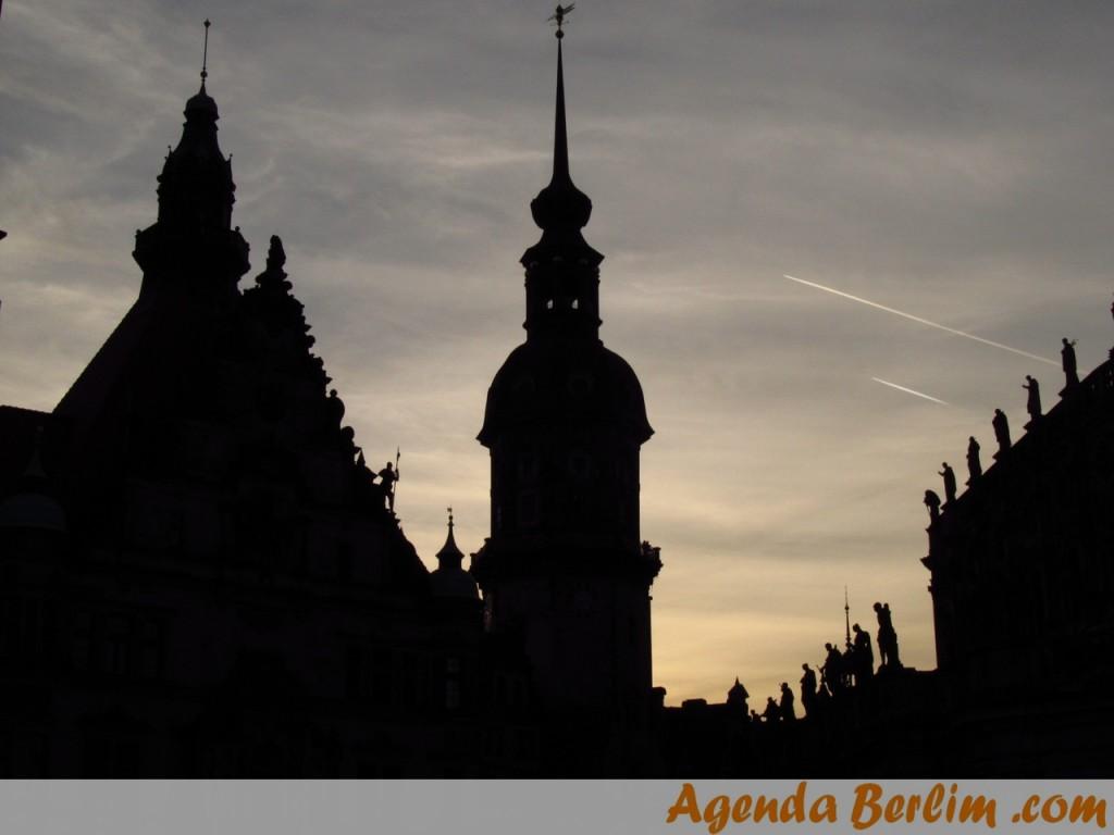 Como ir de Berlim a Dresden