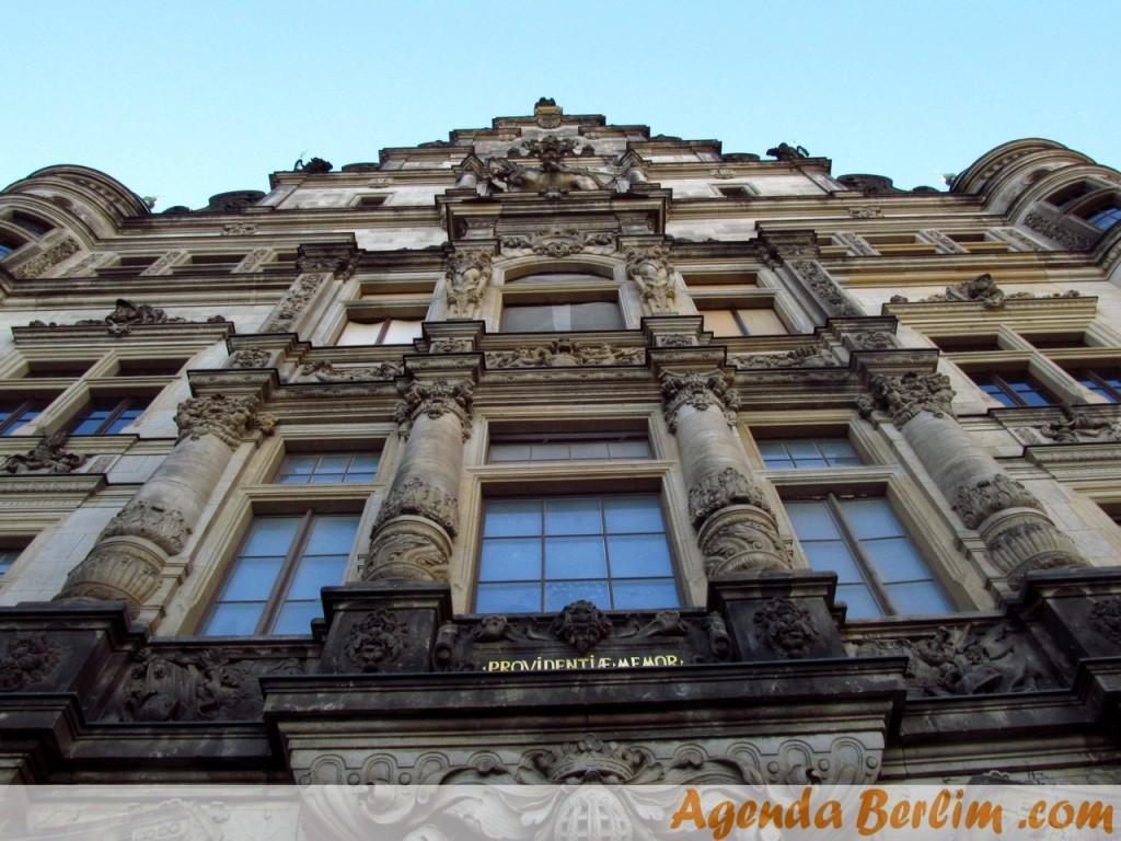 De Berlim a Dresden: Portão Georgentor