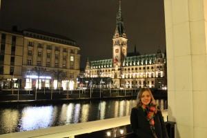 A Rafa escreve no Viagem Hamburgo e é guia pela região.
