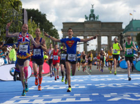 Maratona de Berlim: a mais rápida e emocionante prova