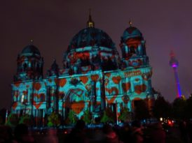 Festival de luzes: vem ver onde Berlim estará iluminada