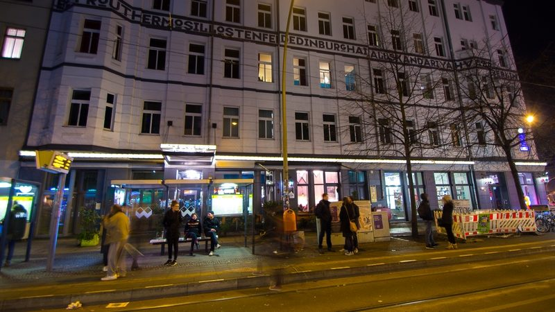 Hostel Berlim Circus