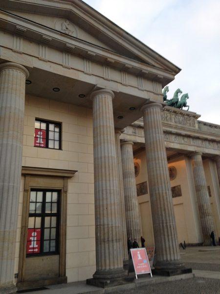 pontos informação turística Berlim