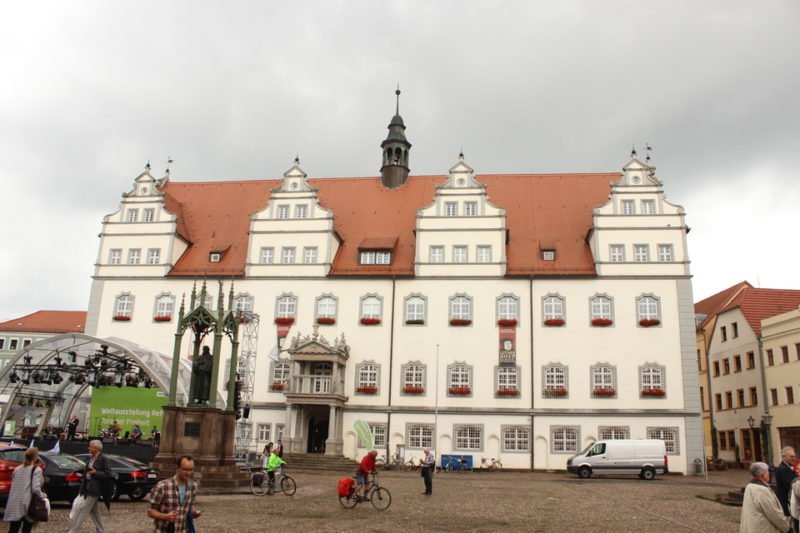 Wittenberg Prefeitura - Agenda Berlim
