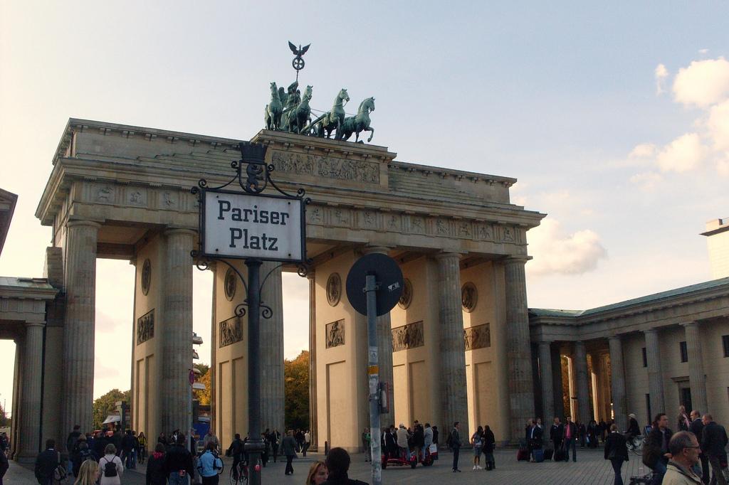 Portão de Brandemburgo - ©Pacelli Luckwu