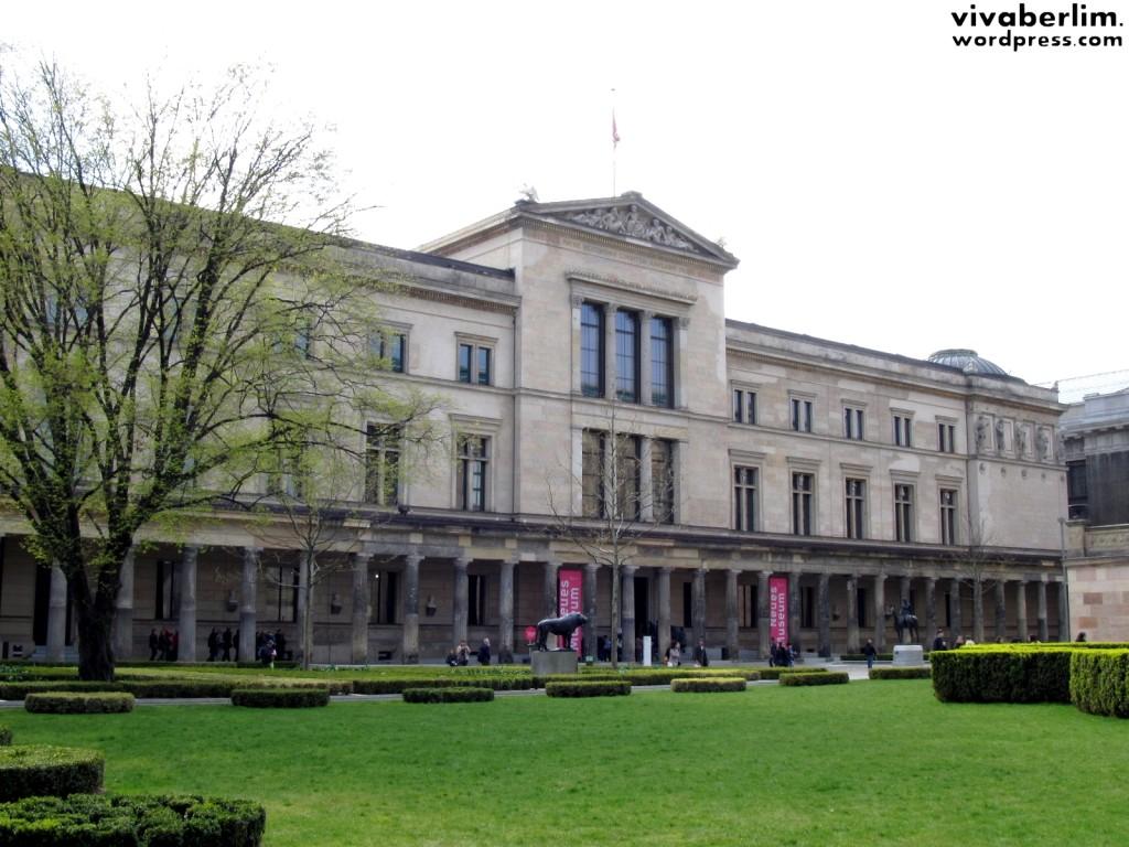 neues museum berlim
