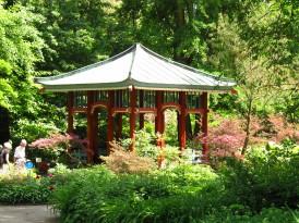 Jardim Botânico de Berlim (Botanischer Garten)