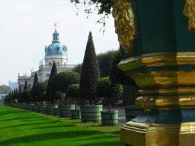 Jardim do Palácio Charlottenburgo