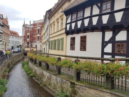 A romântica e medieval cidade de Quedlinburg
