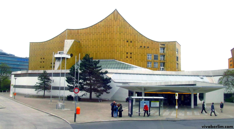 Prédio da Filarmônica de Berlim