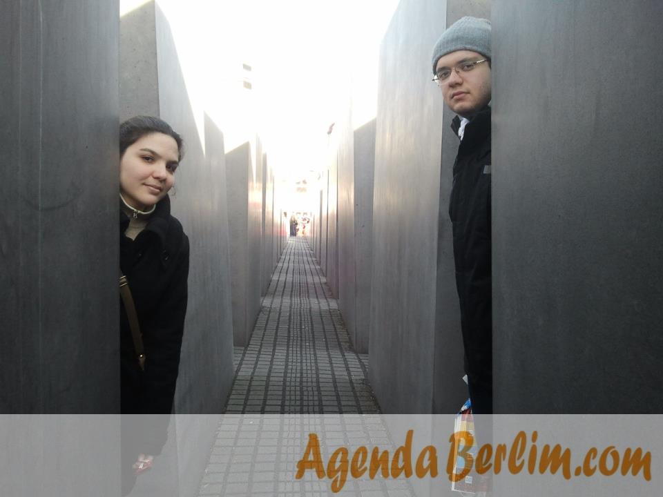 Berlim memorial holocausto