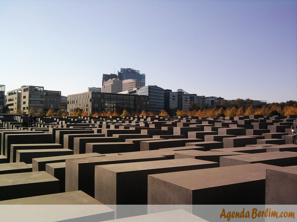 Memorial do Holocausto em Berlim