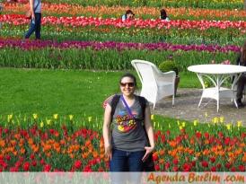 O Britzer Garten e seu Festival de Tulipas