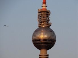 Torre de TV de Berlim (Fernsehturm)