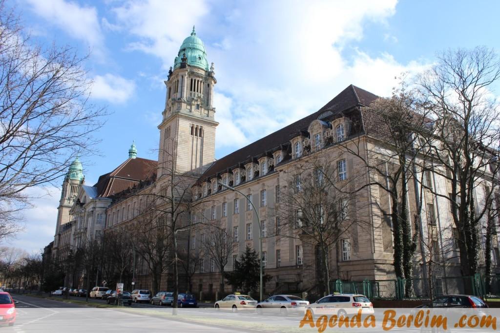 Prédio da Justiça Berlim