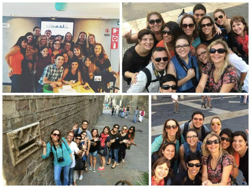 O Encontro Europeu de Blogueiros Brasileiros