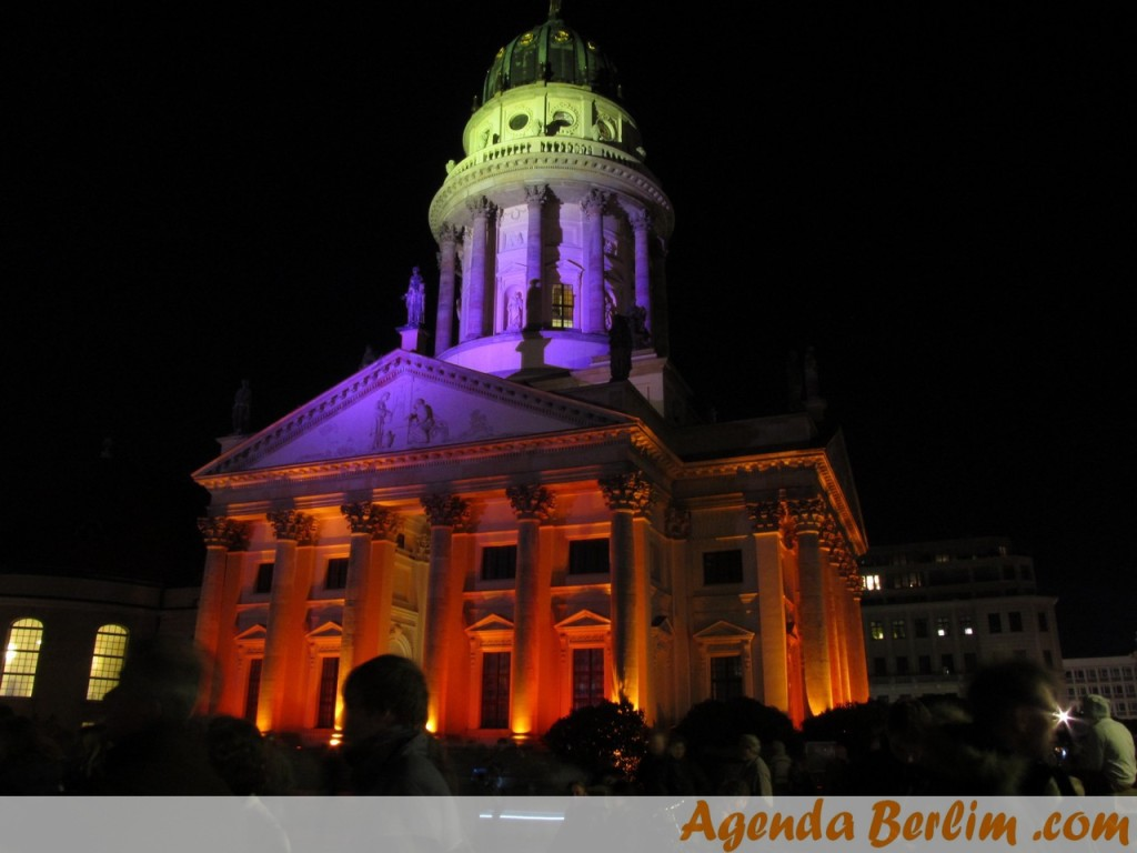 Gendarmenmarkt - - Festival of Lights 2013