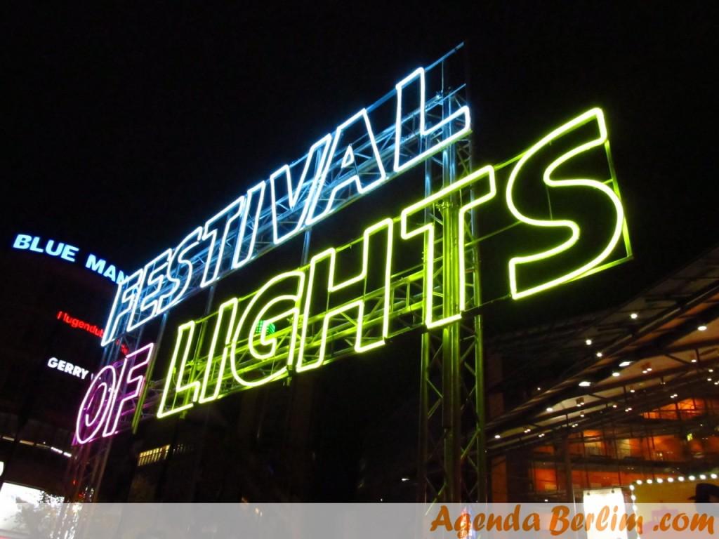 Berlim - Festival das luzes 2013
