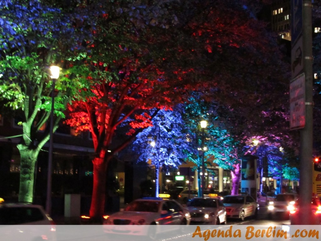 Berlim - Festival of Lights 2013