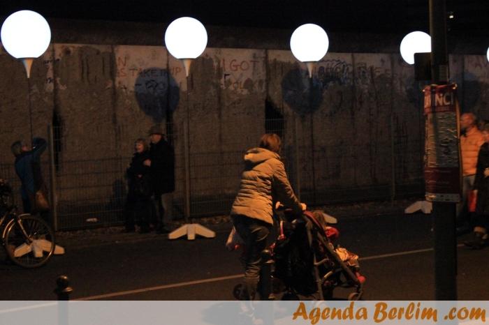 Topografia do Terror - o muro e sua representação em balões