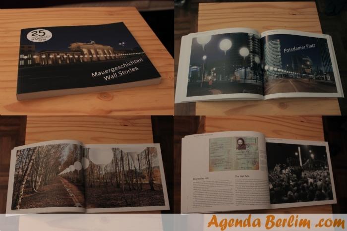 04 leitores ganharão o livro especial dos 25 anos da queda do muro de Berlim!