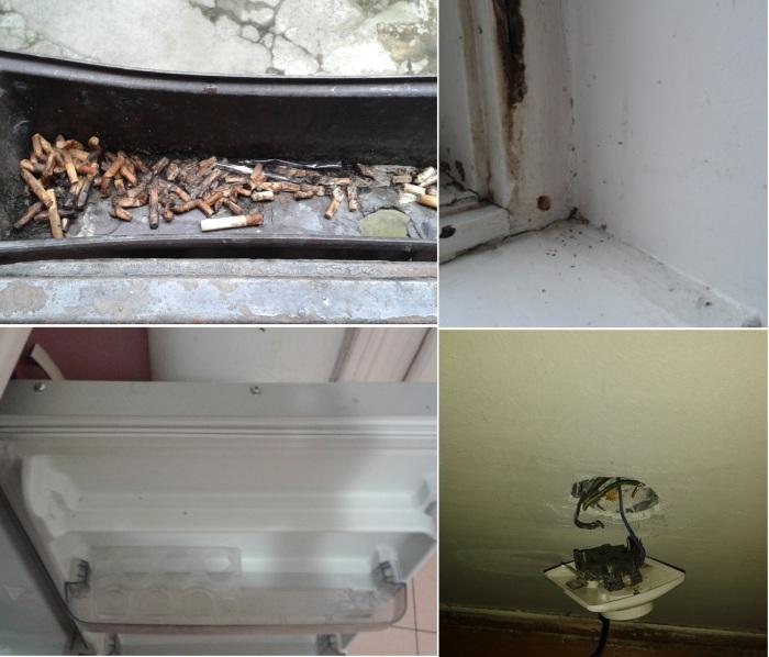 Algumas coisinhas que nos esperaram no apartamento em Budapeste