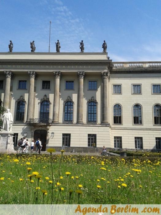 A universidade Humboldt