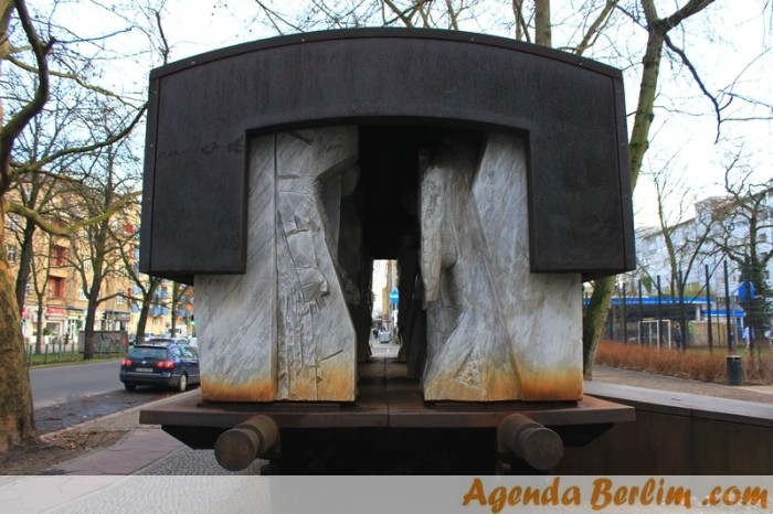 Das Sammellager em Berlim