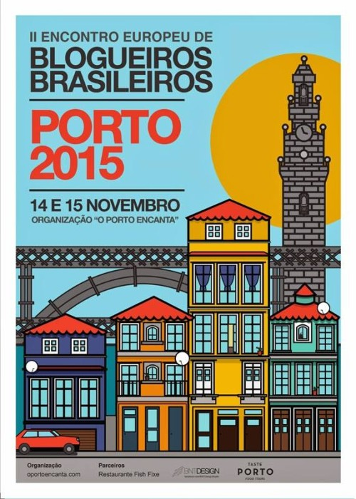 Cartaz do IIEEBB no Porto