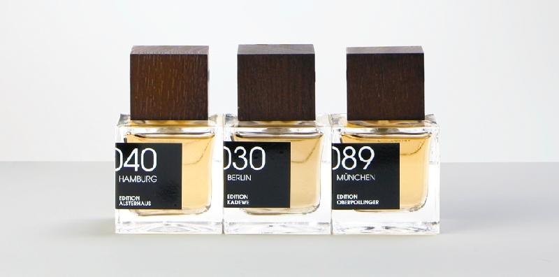 As três novas fragrâncias da Frau Tonis Parfum