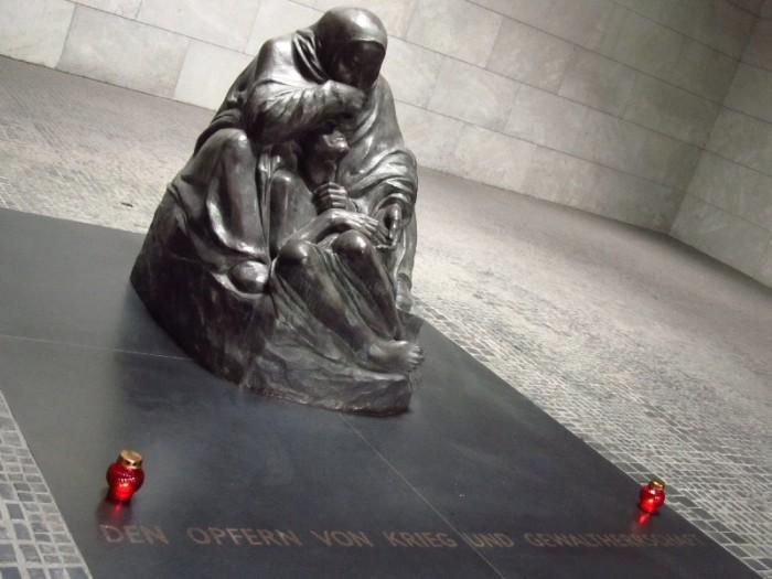 Estátua-memorial ©AgendaBerlim