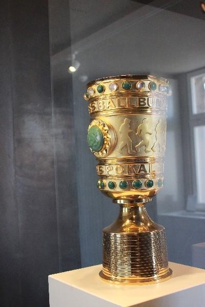 Estádio olímpico berlim Copa da Alemanha
