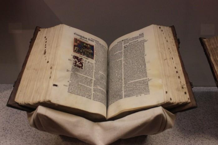 museu de história alemã lutero bíblia