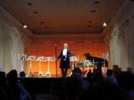 Jantar e concerto no Palácio de Charlottenburg