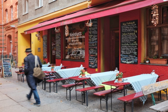 Café Weinblatt - ©Lucas Reis
