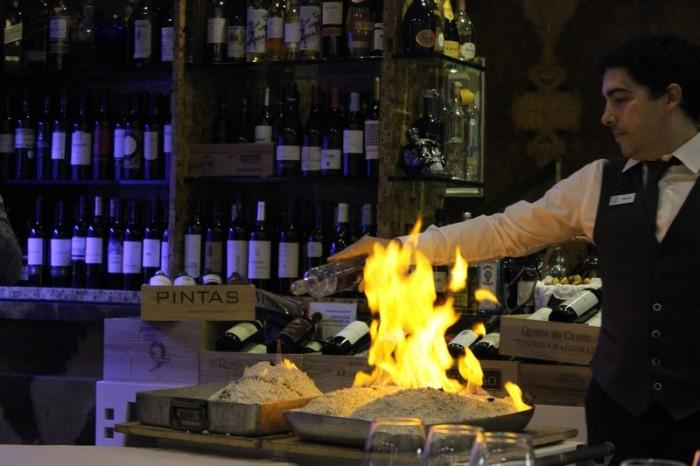 Restaurante Os Lusíadas, em Matosinhos