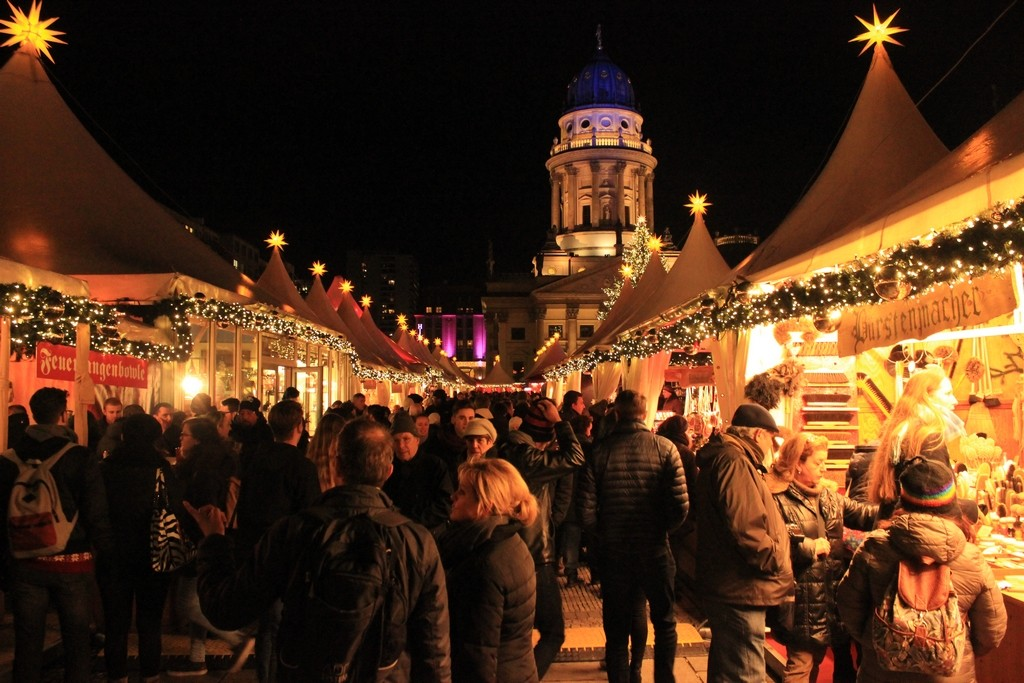mercados de natal em berlim - gendarmenmartk - agendaberlim