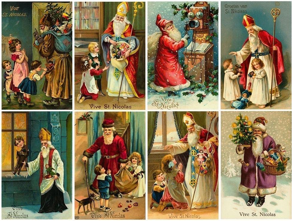 e77a408859d7 Costumes alemães: o dia de São Nicolau | Agenda Berlim