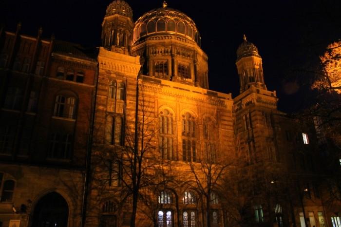Ela foi a mais importante sinagoga de Berlim
