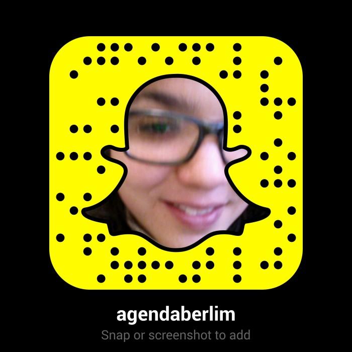 Berlim Snapchat Agenda Berlim