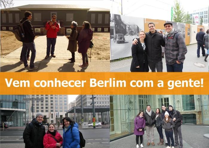 Guia em Berlim, Passeio guiado em Berlim