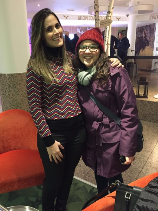 A agenda Berlim tornou minha viagem ainda mais especial, Nicole é de uma simpátia imensurável, e o jeito como ela aborda o assunto é maravilhoso! ~ Maria Eduarda Maia