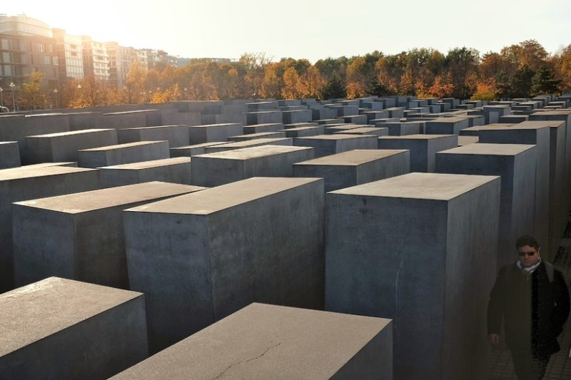 Berlim nazista memorial holocausto Goebbels Palais