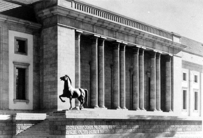 Berlim nazista - Chancelaria