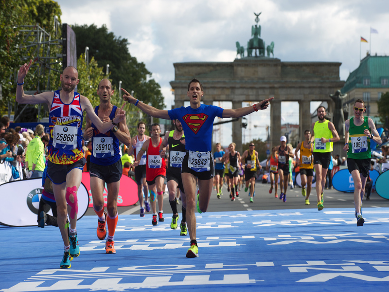 ©SCC Events/Camera 4/ 42 BMW Berlin Marathon