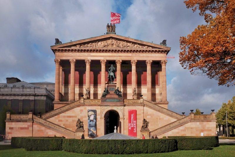 Ilha dos Museus Alte National Galerie