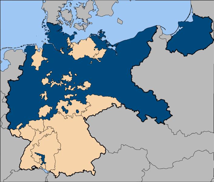 Prússia alemanha história mapa República Weimar